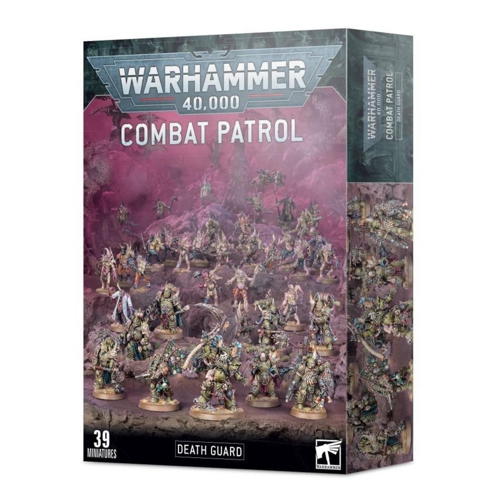 Games Workshop Warhammer 40k: Combat Patrol - Death Guard
