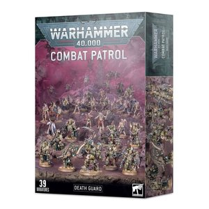 Games Workshop Warhammer 40k: Combat Patrol - Death Guard
