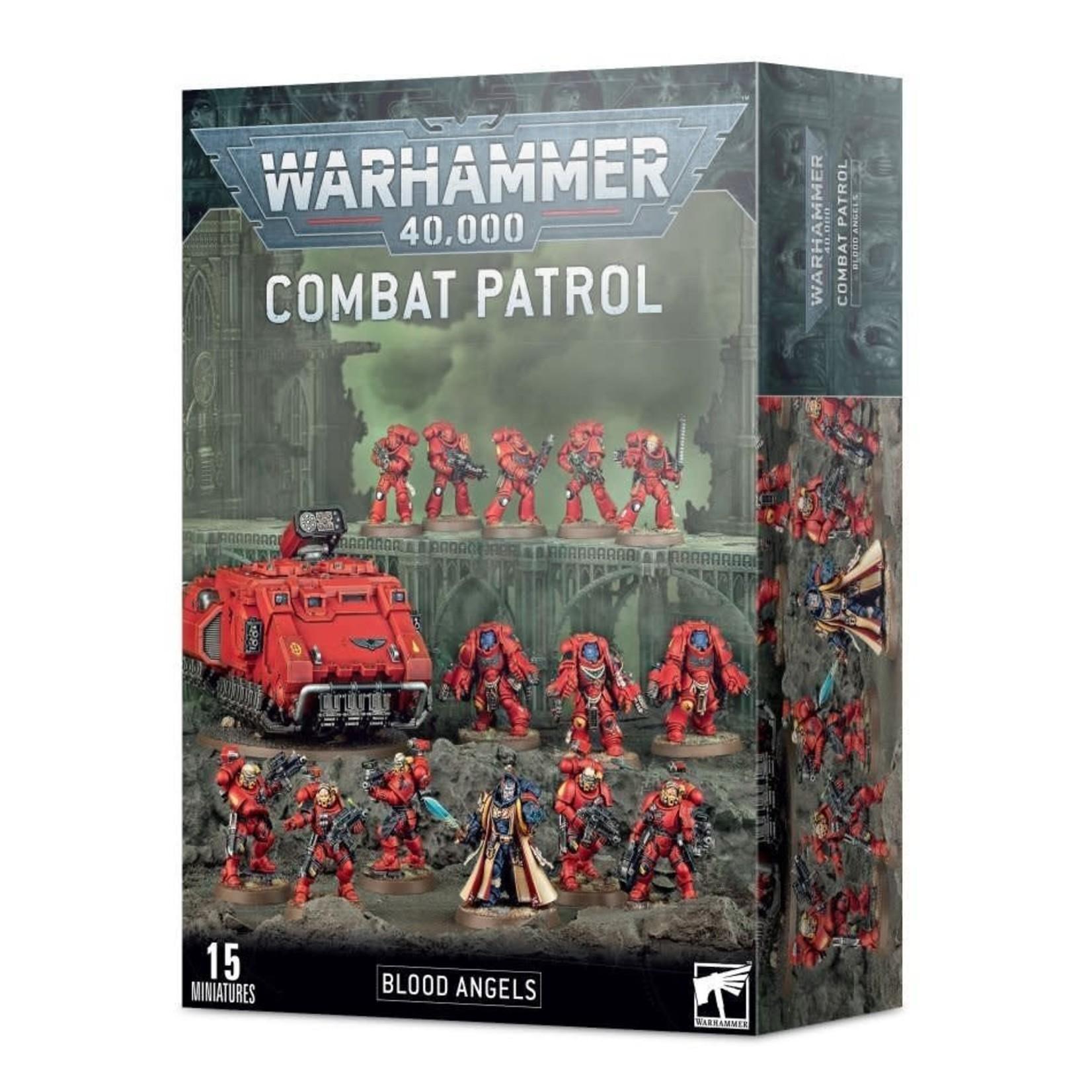 Games Workshop Warhammer 40k: Combat Patrol - Blood Angels