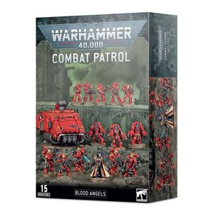Games Workshop Warhammer 40k: Combat Patrol - Blood Angels
