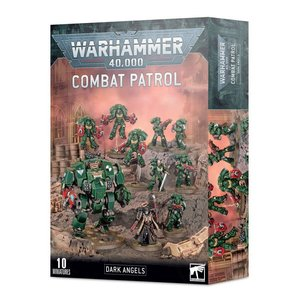 Games Workshop Warhammer 40k: Combat Patrol - Dark Angels