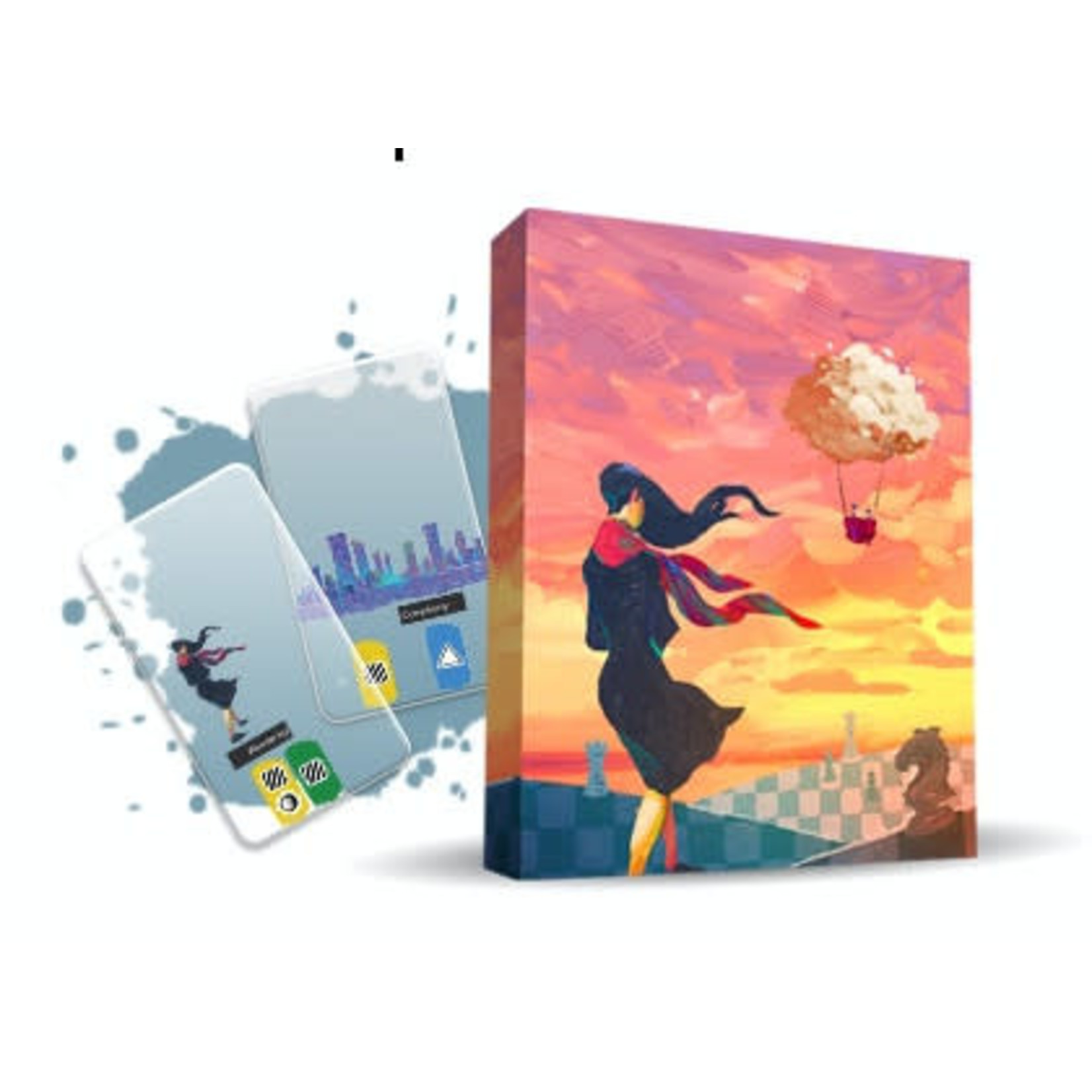 Road to Infamy Canvas Base Game (Kickstarter)