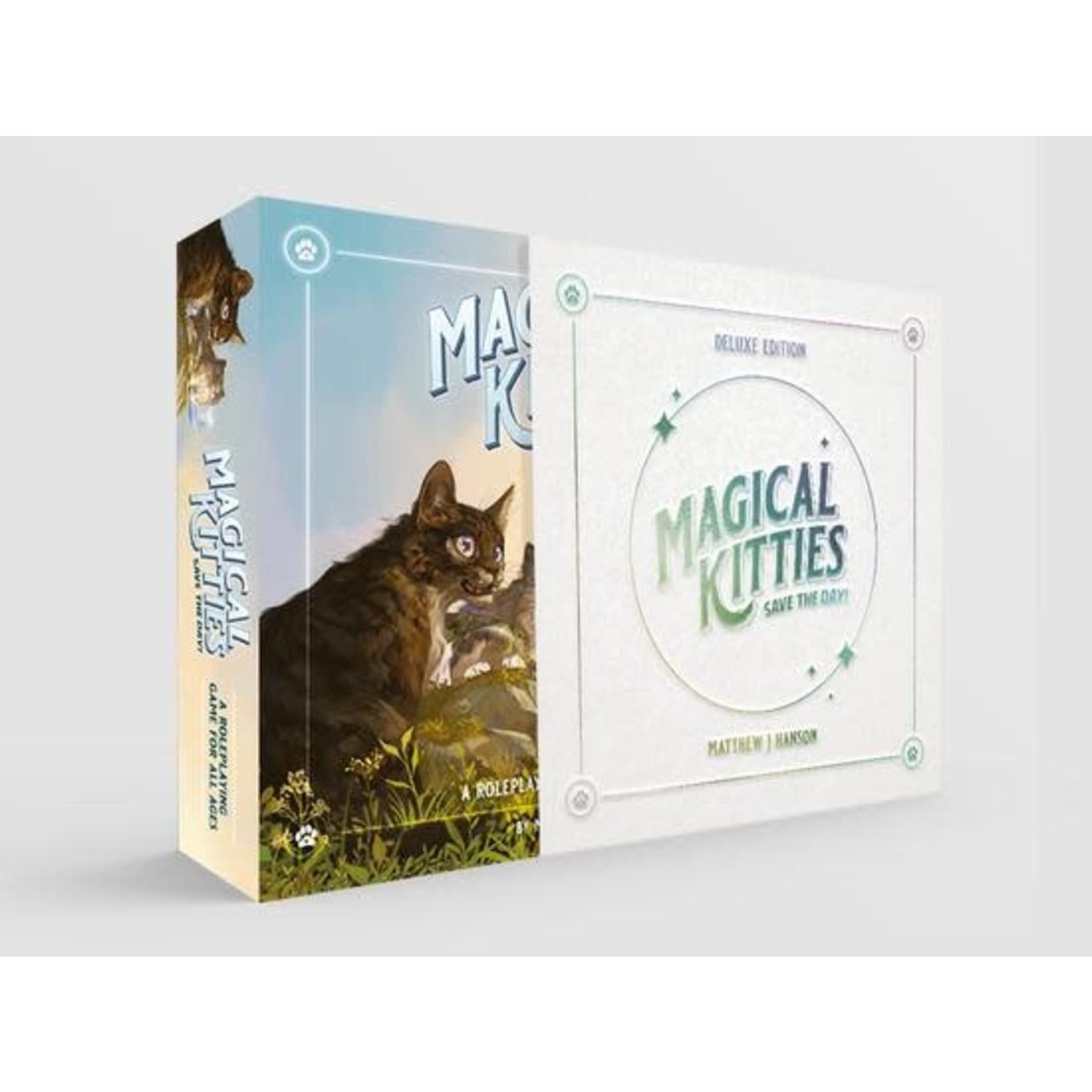 Atlas Games Magical Kitties Save the Day (Kickstarter) - Deluxe