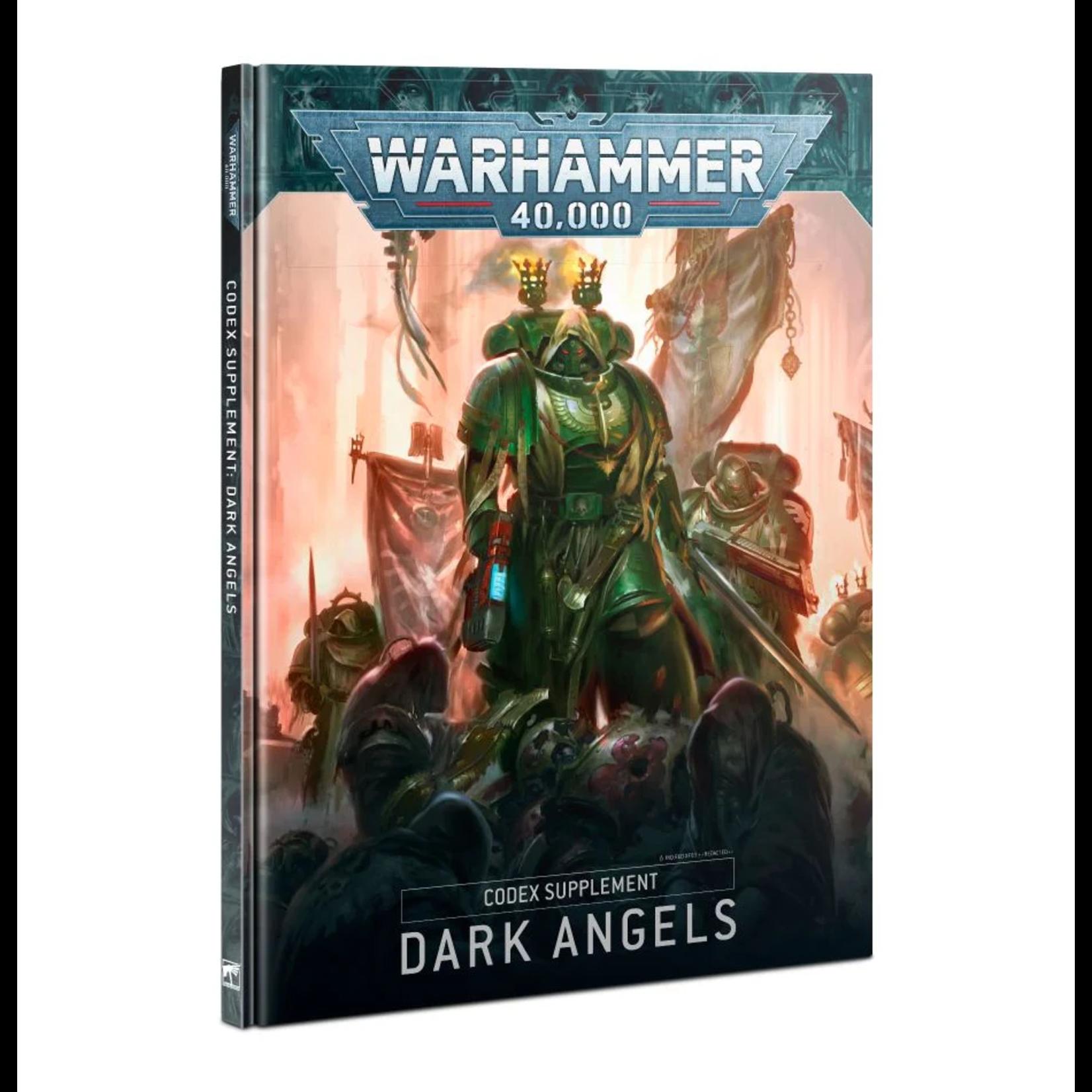 Games Workshop Warhammer 40K: Dark Angels - Codex Supplement