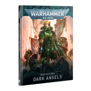 Games Workshop Warhammer 40K 9th Edition: Codex Supplement - Dark Angels