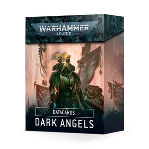 Games Workshop Warhammer 40K 9th Edition: Datacards - Dark Angels