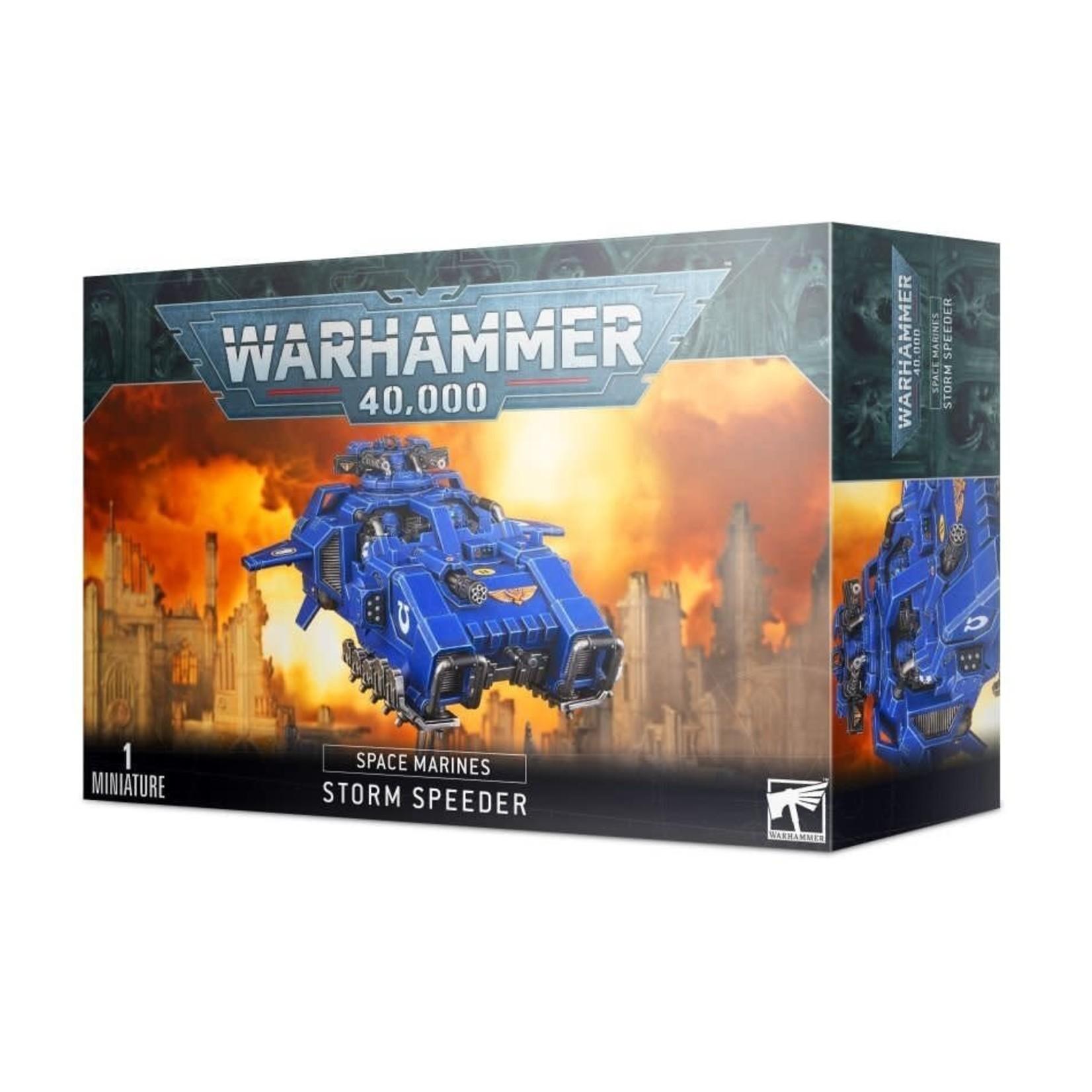 Games Workshop Warhammer 40k: Space Marines - Storm Speeder