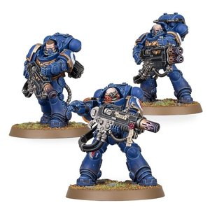 Games Workshop Warhammer 40k: Space Marines - Primaris Eradicators