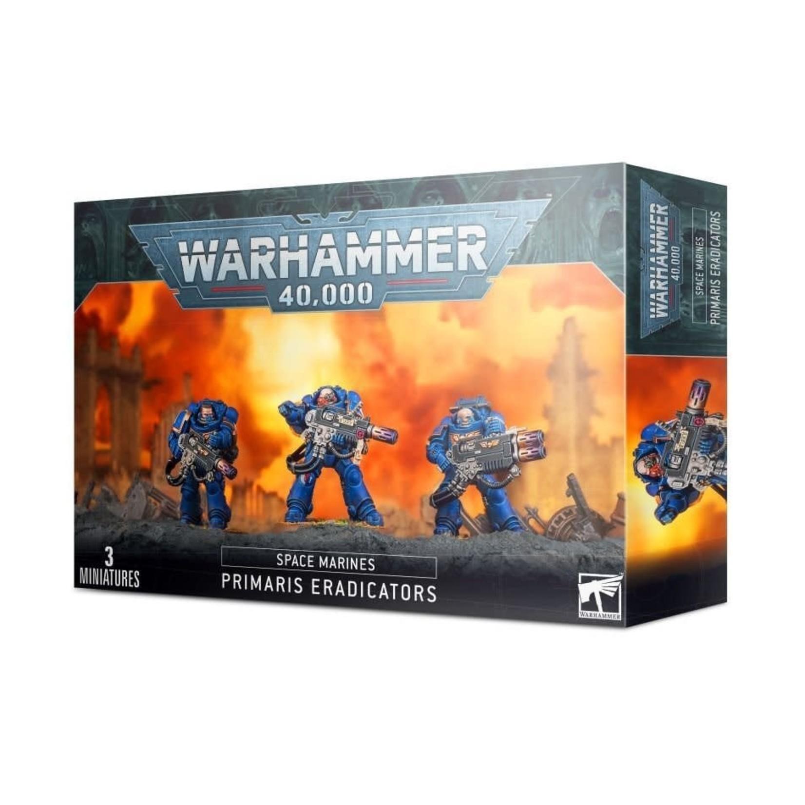 Games Workshop Warhammer 40k: Space Marines - Primaris Eradicators
