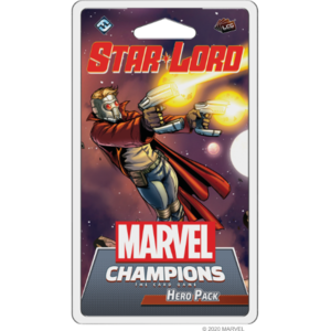Fantasy Flight Games Marvel Champions Living Card Game: Star Lord Hero Pack (Preorder)