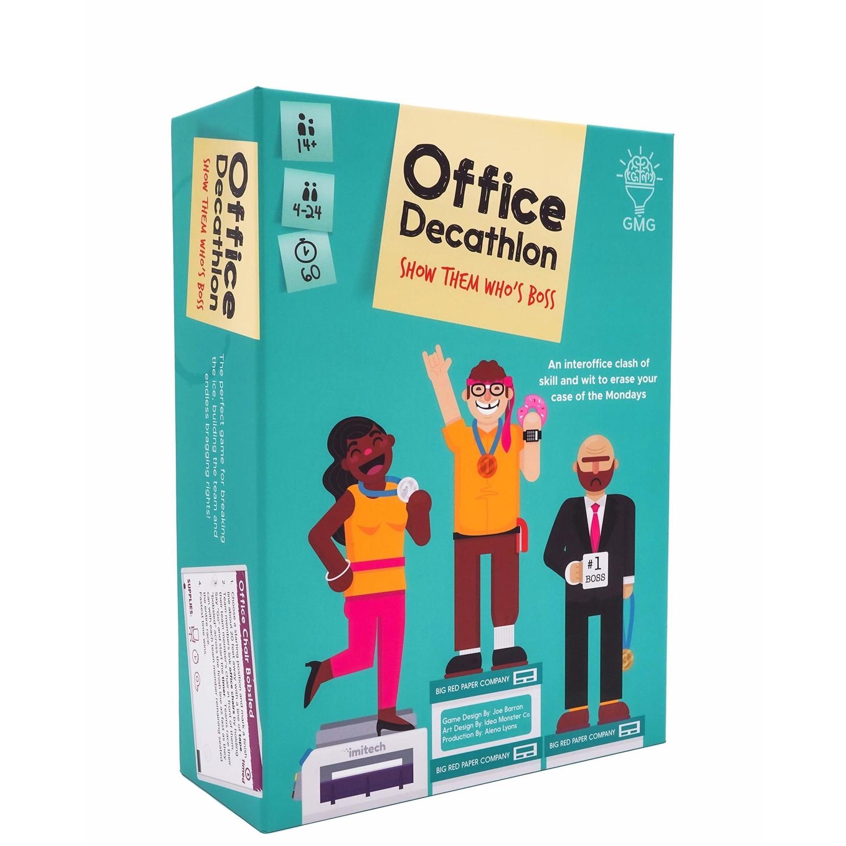 Gray Matters Games Office Decathlon