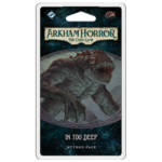 Fantasy Flight Games Arkham Horror LCG: In Too Deep Mythos Pack (Innsmouth Conspiracy Pack 1)