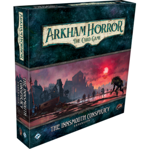Fantasy Flight Games Arkham Horror LCG: The Innsmouth Conspiracy Expansion