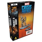 Asmodee Editions Marvel Crisis Protocol: Rocket and Groot Character Pack