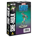 Asmodee Editions Marvel Crisis Protocol: She Hulk Character Pack