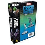 Asmodee Editions Marvel Crisis Protocol: Gamora and Nebula Character Pack
