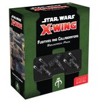 Fantasy Flight Games Star Wars X-Wing 2nd Edition: Fugitives and Collaborators Pack