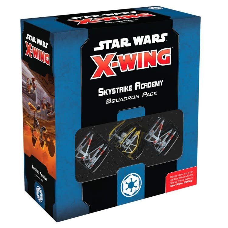 Fantasy Flight Games Star Wars X-Wing 2nd Edition: Skystrike Academy Pack