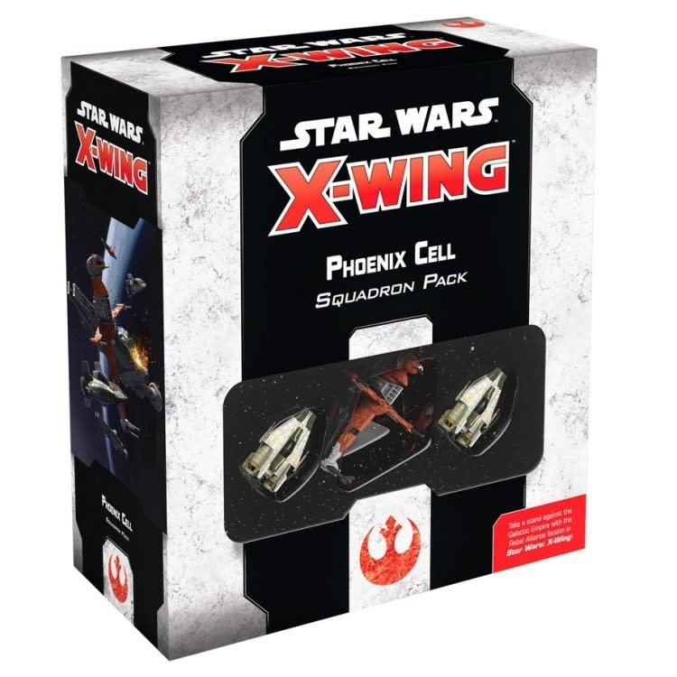 Fantasy Flight Games Star Wars X-Wing 2nd Edition: Phoenix Cell Pack