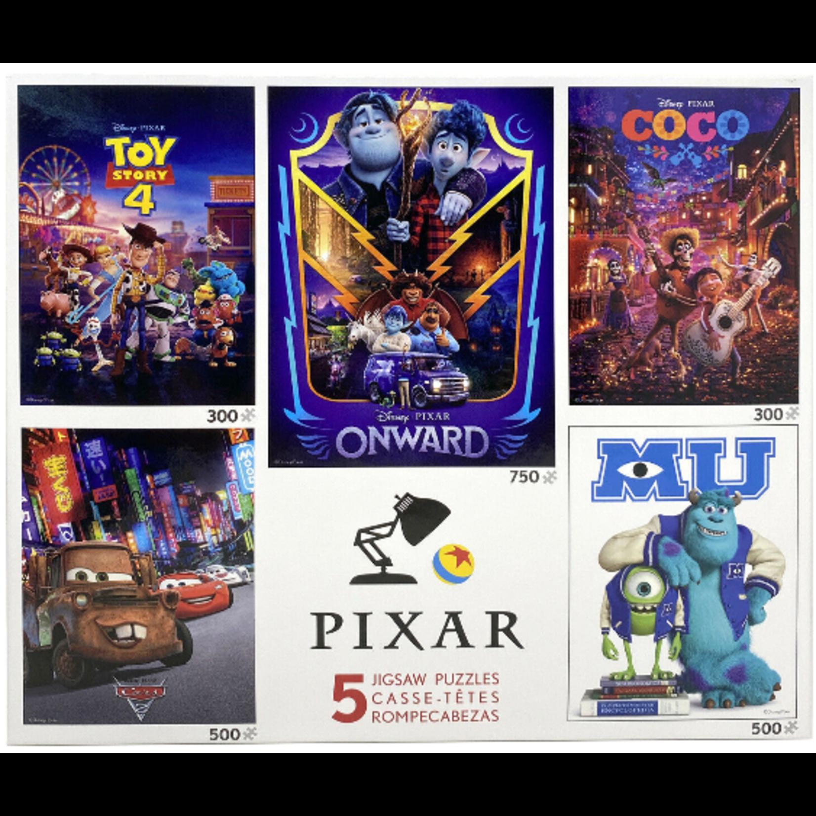 ceaco Ceaco - Pixar 5 in 1 Multipack Jigsaw Puzzle