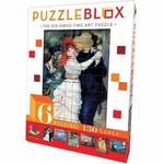 Brainwright Brainwright: Puzzle Blox - Fine Art