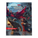 Wizards of the Coast Dungeons and Dragons 5th Edition: Van Richten's Guide to Ravenloft