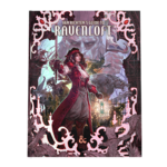 Wizards of the Coast Dungeons and Dragons 5th Edition: Van Richten's Guide to Ravenloft ALTERNATE ART COVER