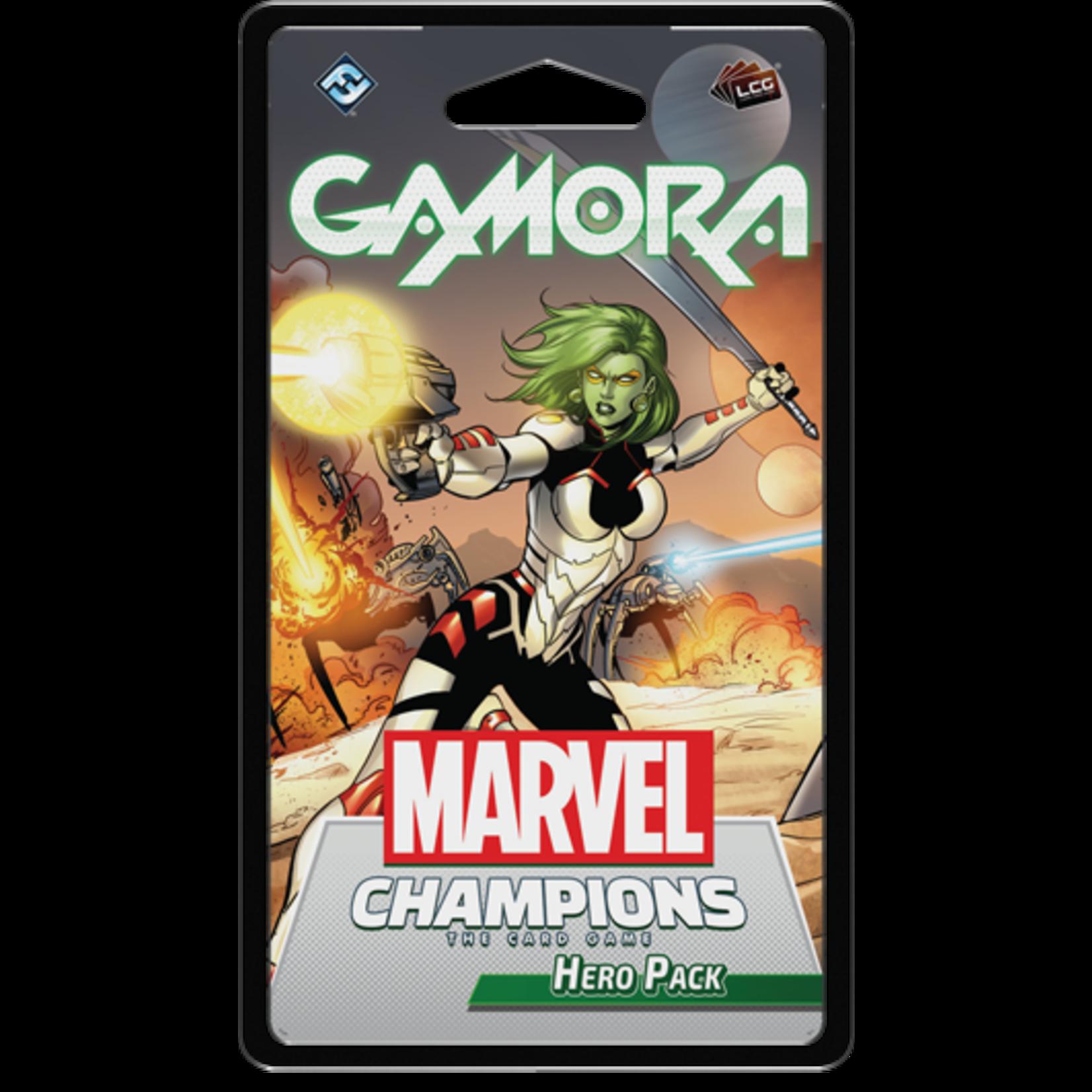 Fantasy Flight Games Marvel Champions Living Card Game: Gamora Hero Pack