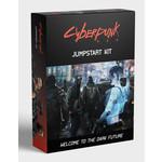 R. TALSORIAN GAMES Cyberpunk Red - Jumpstart Kit