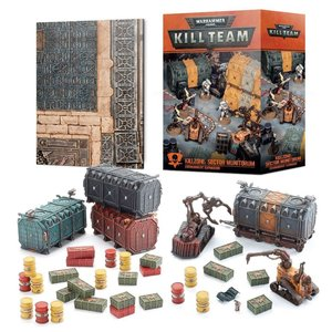 Games Workshop Warhammer 40k: Kill Team - Killzone: Sector Munitorum Environment Expansion