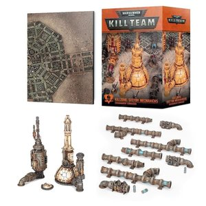 Games Workshop Warhammer 40k: Kill Team - Killzone: Sector Mechanicus Environment Expansion