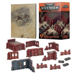 Games Workshop Warhammer 40k: Kill Team - Killzone: Kill Team Killzone: Sector Fronteris Environment Expansion