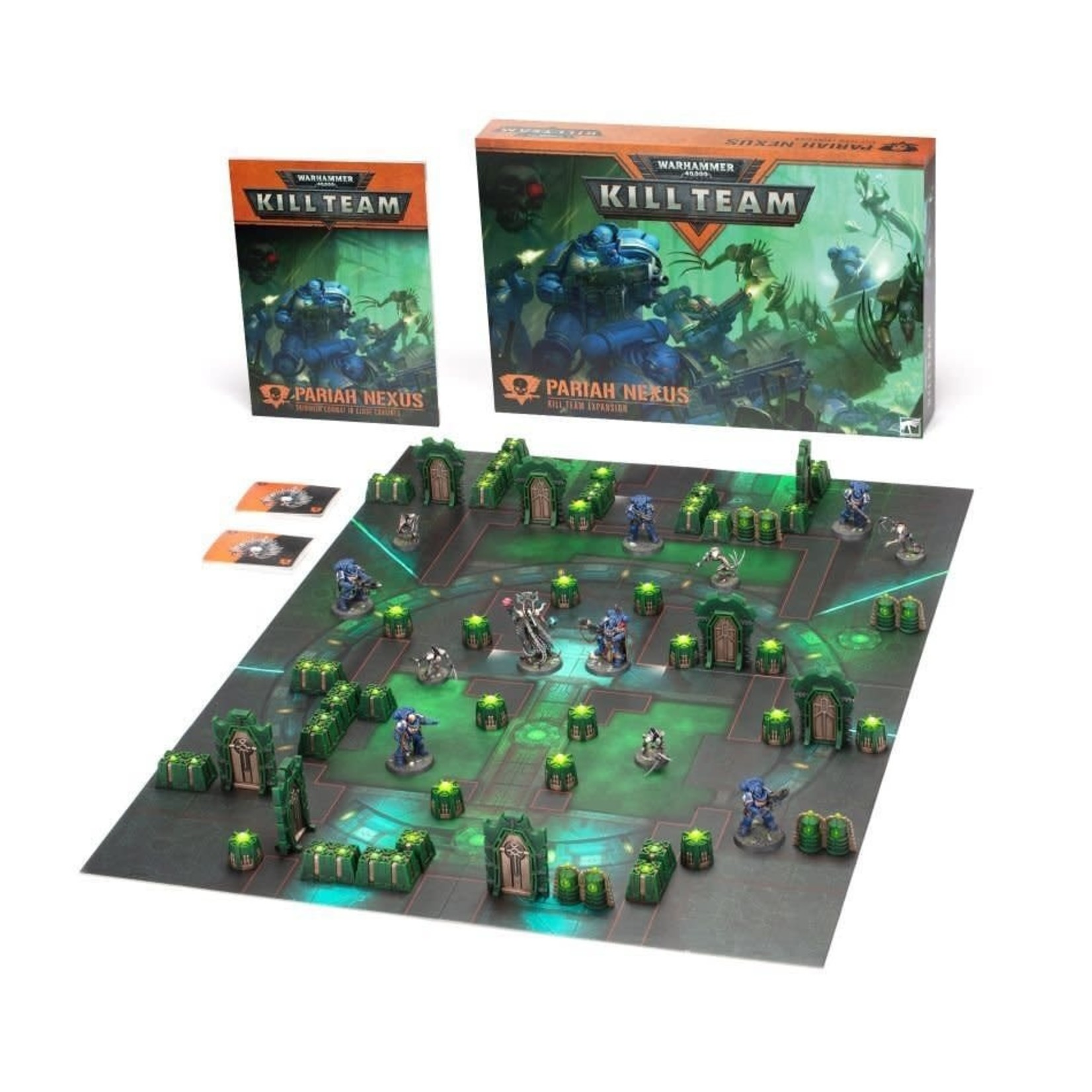 Games Workshop Warhammer 40k: Kill Team - Pariah Nexus