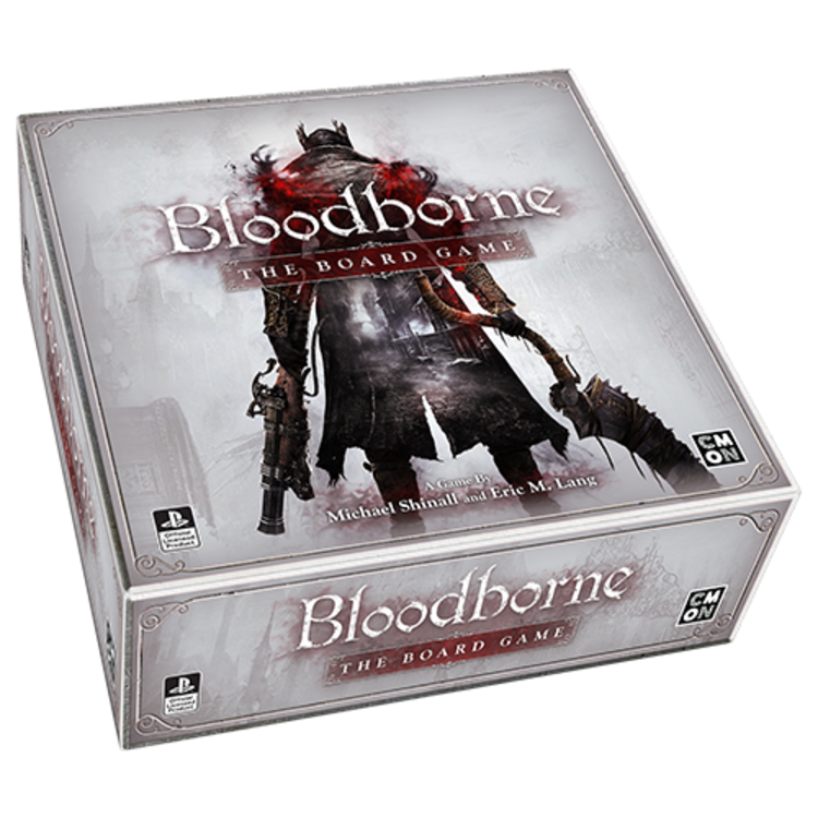 CMON Bloodborne The Board Game