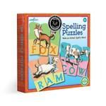 eeBoo eeBoo Animal Spelling Puzzle