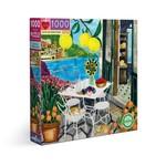 eeBoo eeBoo Puzzle: Cats in Positano 1000 pc