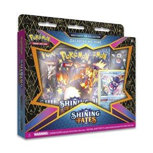 Pokemon International Pokémon TCG: Shining Fates Mad Party Pin Collection