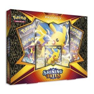 Pokemon International Pokémon TCG: Shining Fates Collection - Pikachu V