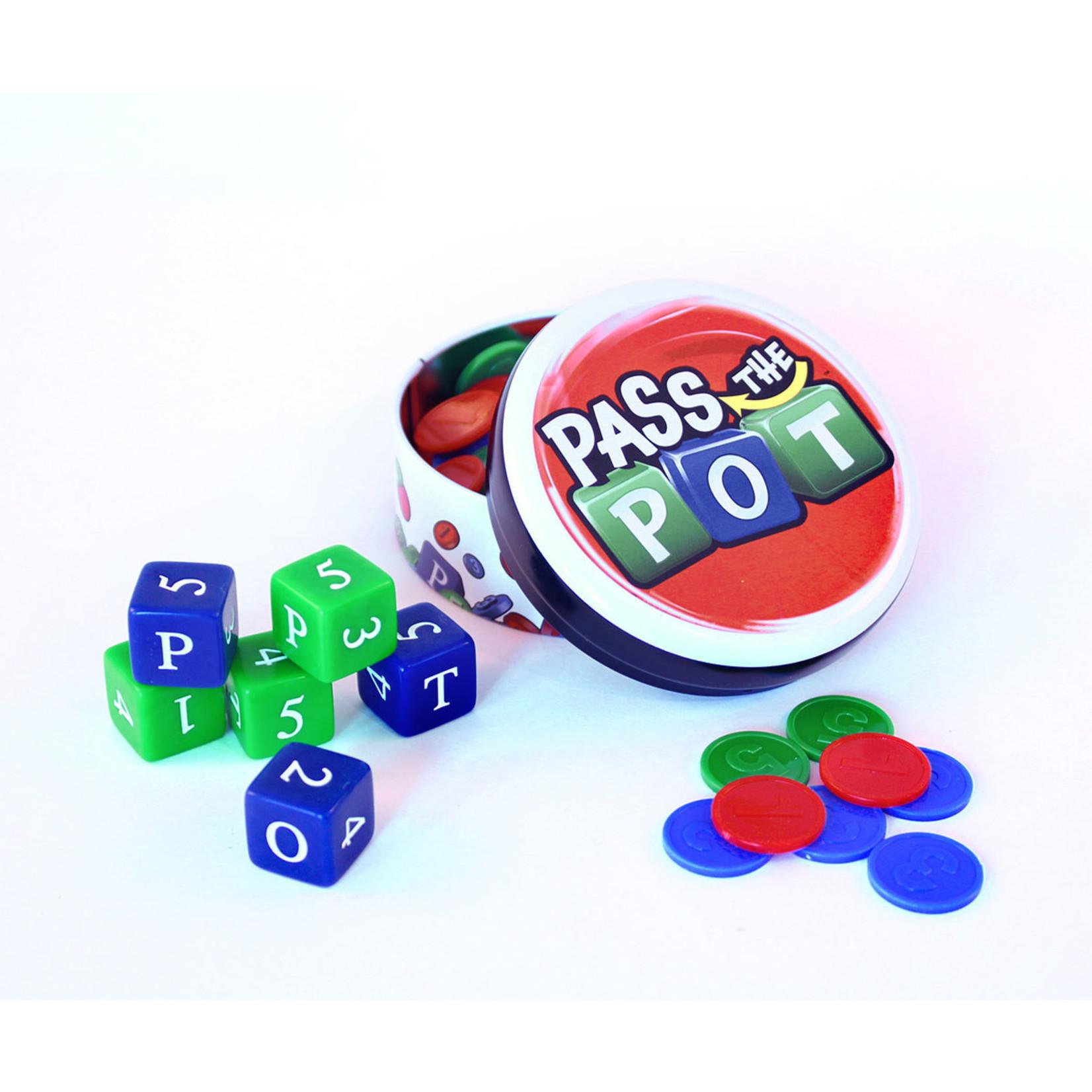 R&R Games Pass the Pot