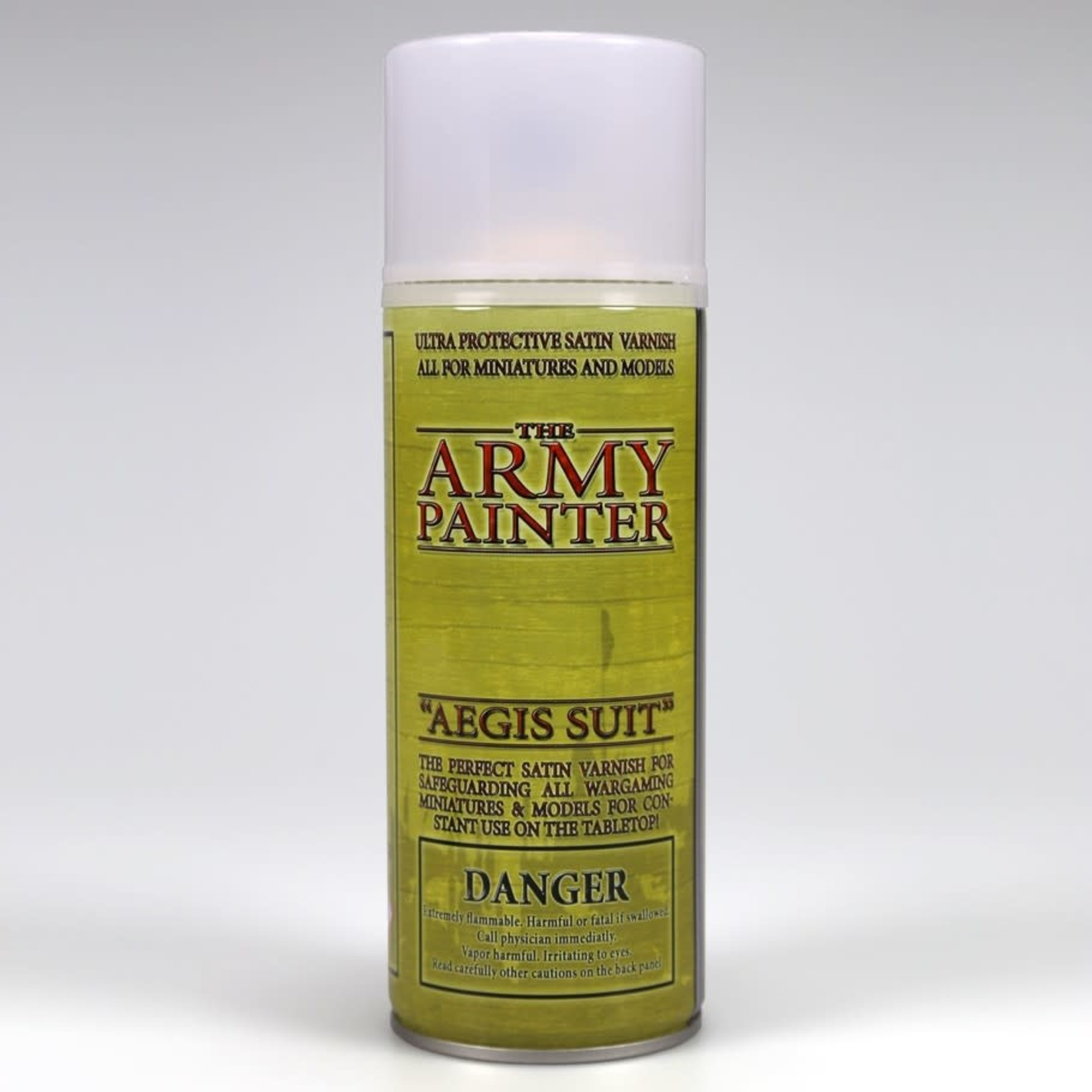 The Army Painter The Army Painter: Aegis Suit Satin Varnish
