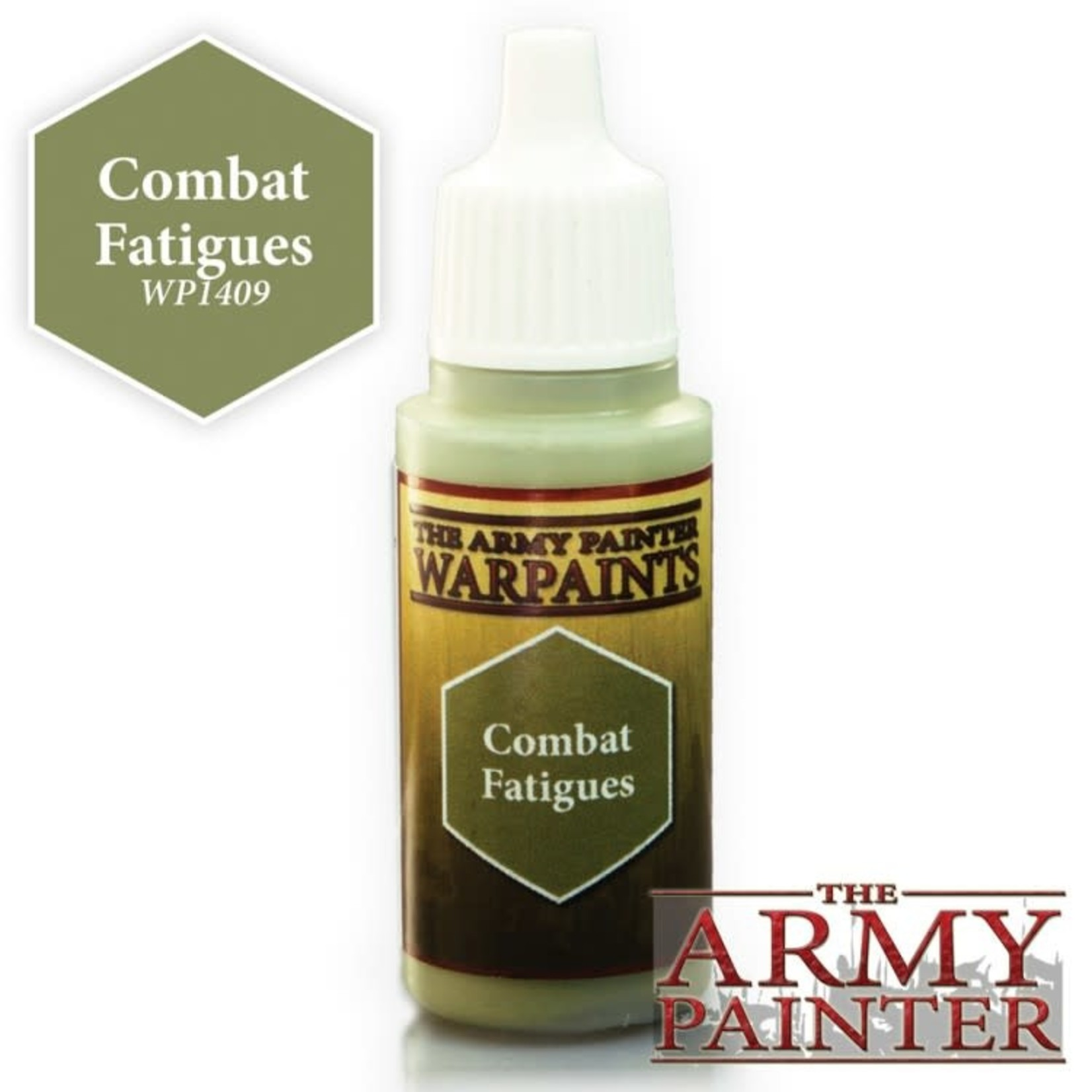 The Army Painter The Army Painter: Warpaints: Combat Fatigues