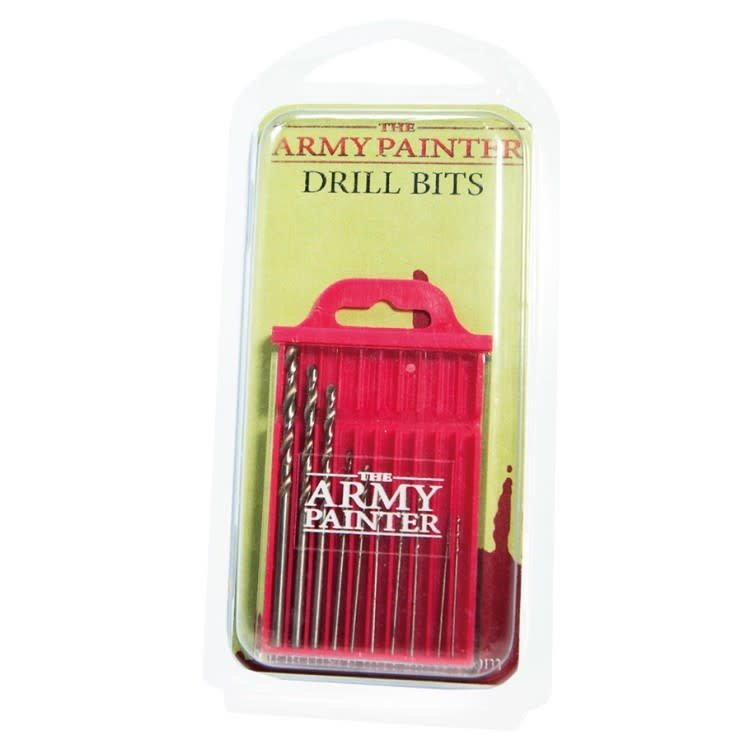 The Army Painter The Army Painter: Drill Bits