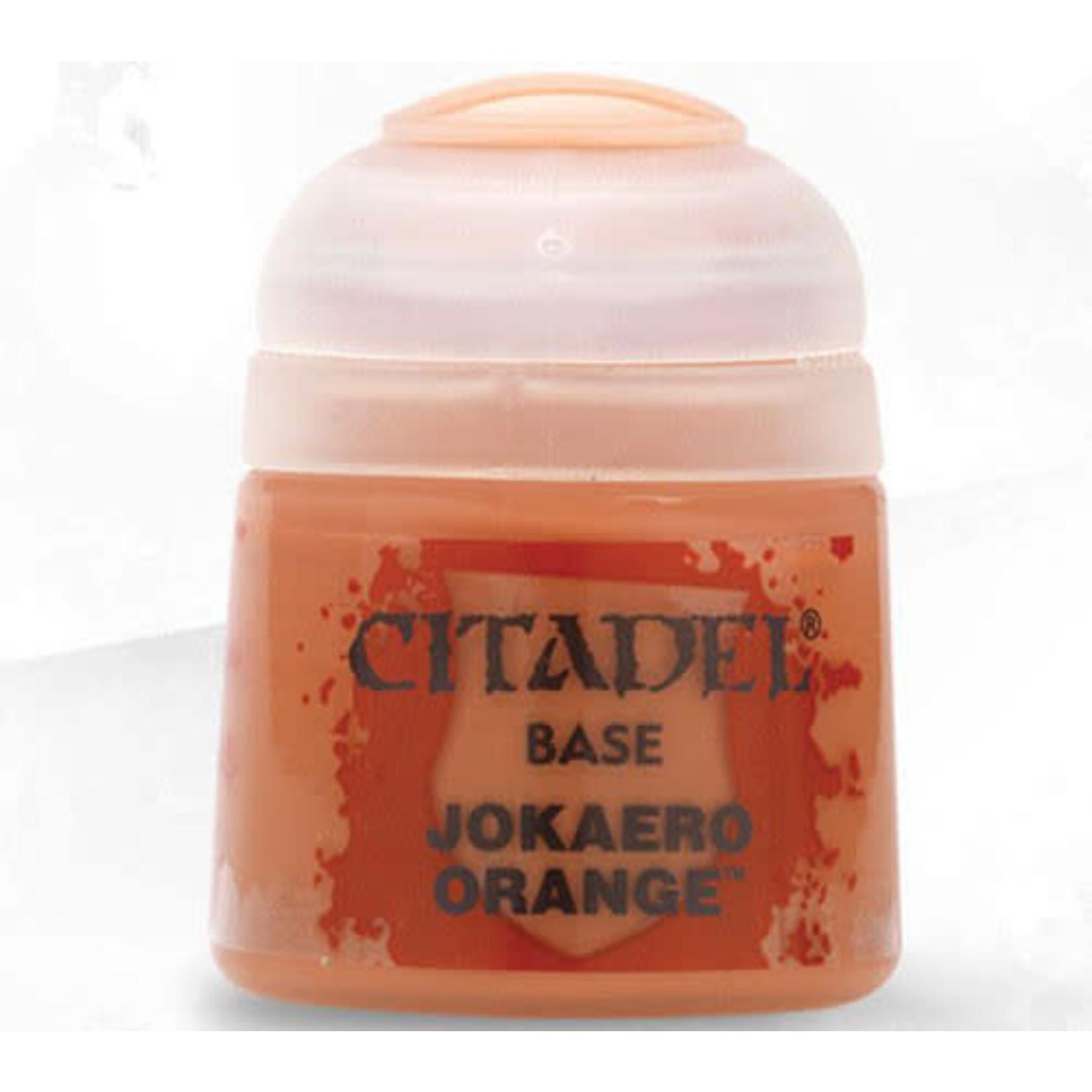 Citadel Citadel Paint - Base: Jokaero Orange