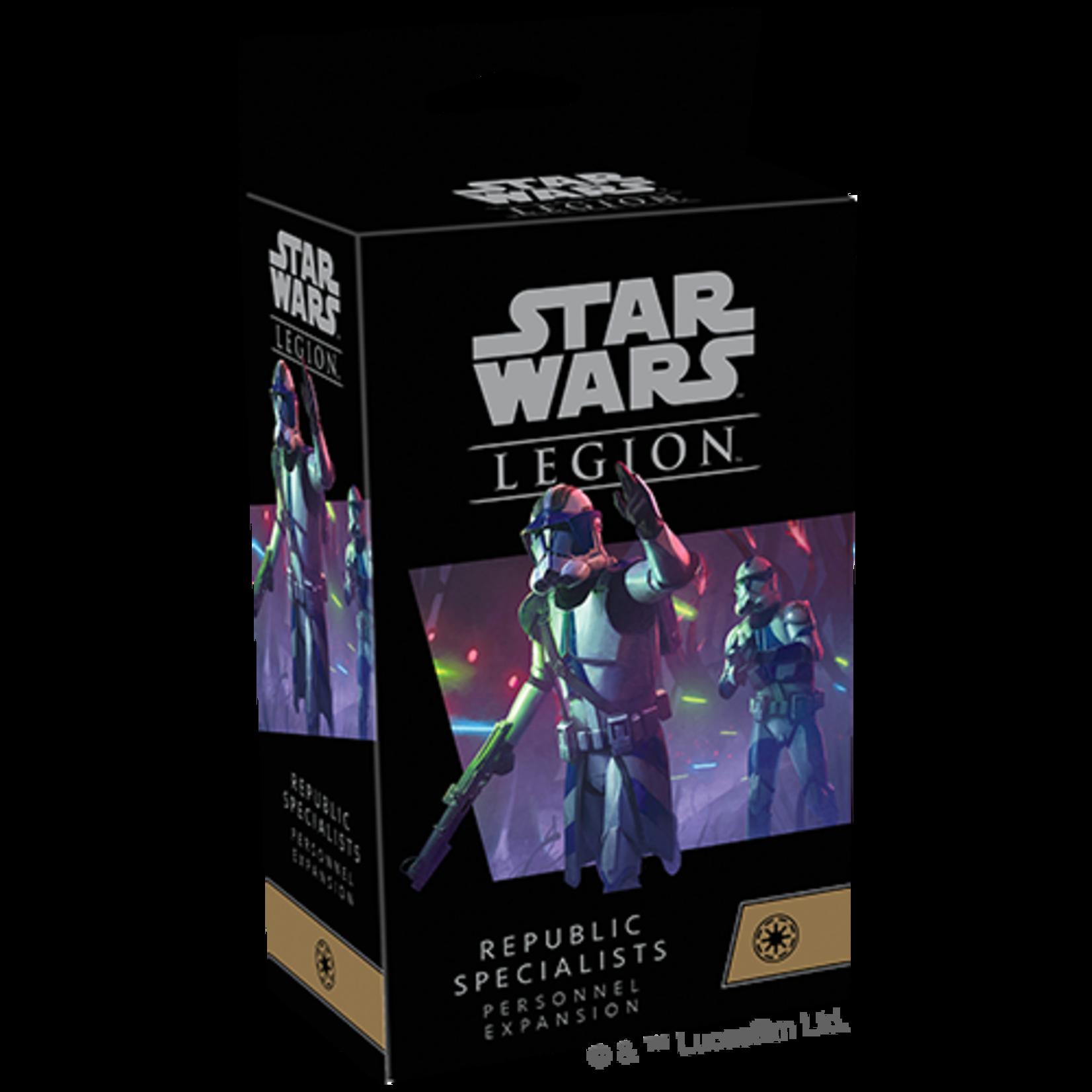 Fantasy Flight Games Star Wars: Legion - Republic Specialists Personnel Expansion