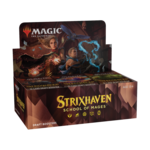 Wizards of the Coast Magic the Gathering: Strixhaven - Draft Booster Box