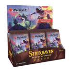 Wizards of the Coast Magic the Gathering: Strixhaven - Set Booster Box