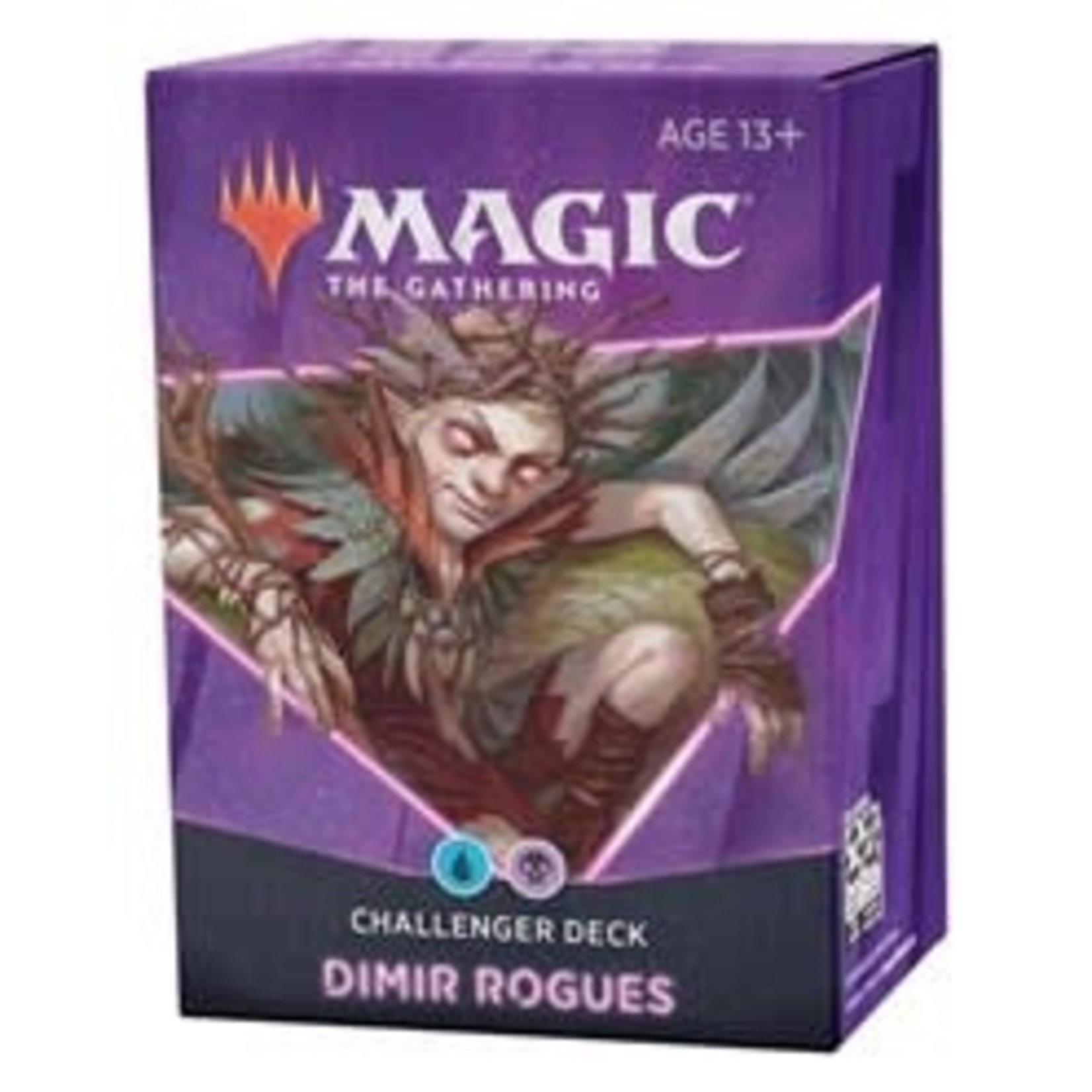Wizards of the Coast Magic the Gathering: 2021 Challenger Deck: Dimir Rogues