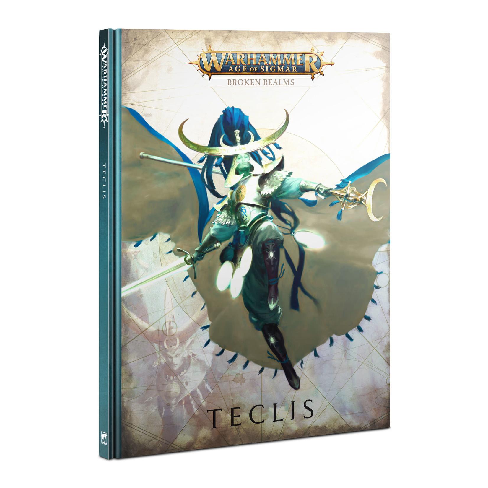 Games Workshop Warhammer Age of Sigmar: Broken Realms - Teclis [HB]