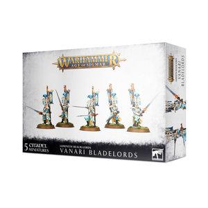 Games Workshop Warhammer Age of Sigmar: Lumineth Realm-Lords - Vanari Bladelords