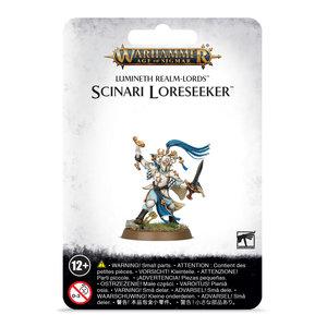 Games Workshop Warhammer Age of Sigmar: Lumineth Realm-Lords - Scinari Loreseeker